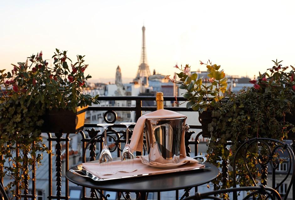 Royal Suite H Tel Balzac Champs Elys Es Paris