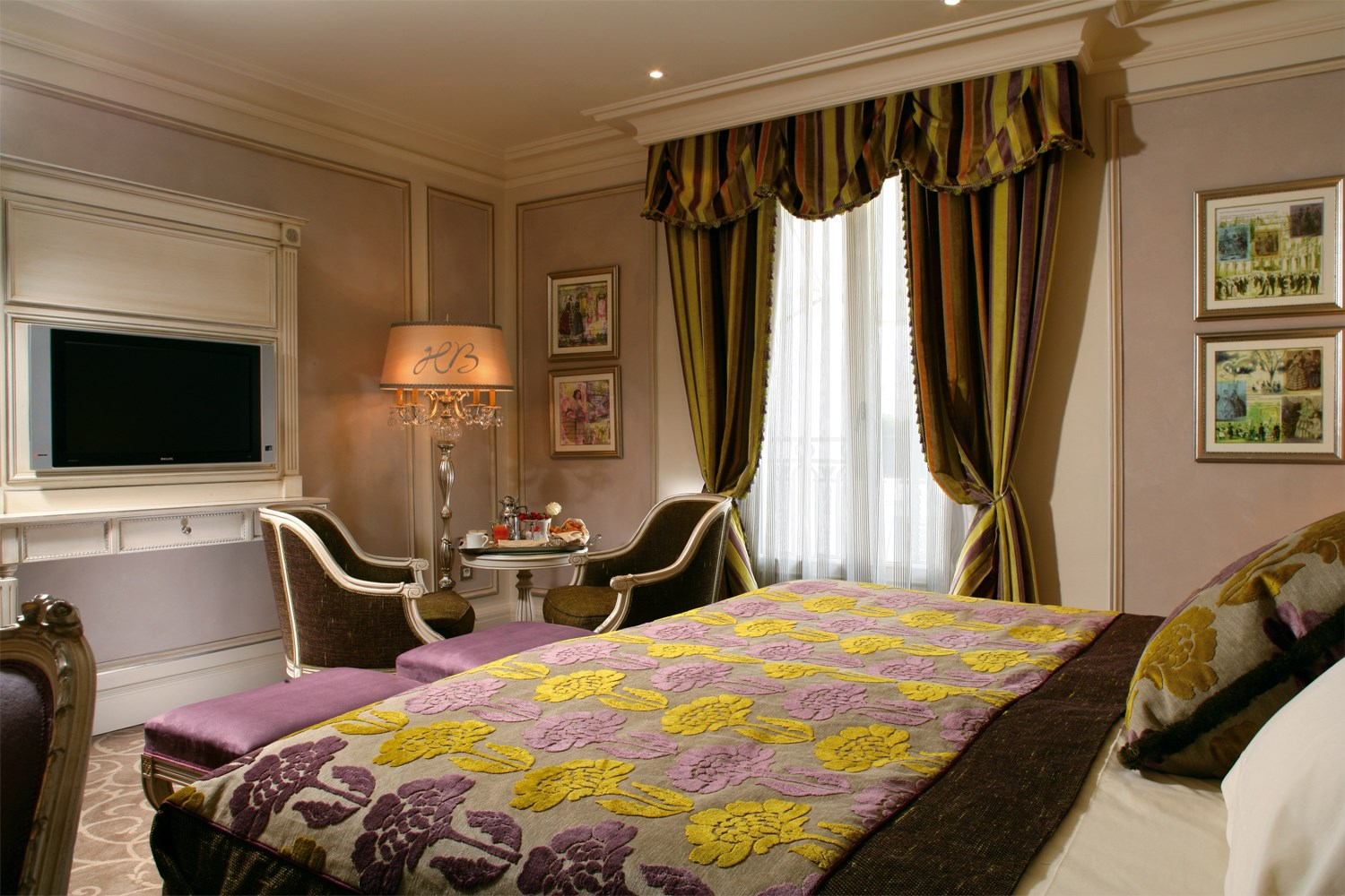 Deluxe Room Hotel Balzac Paris Champs Elysees