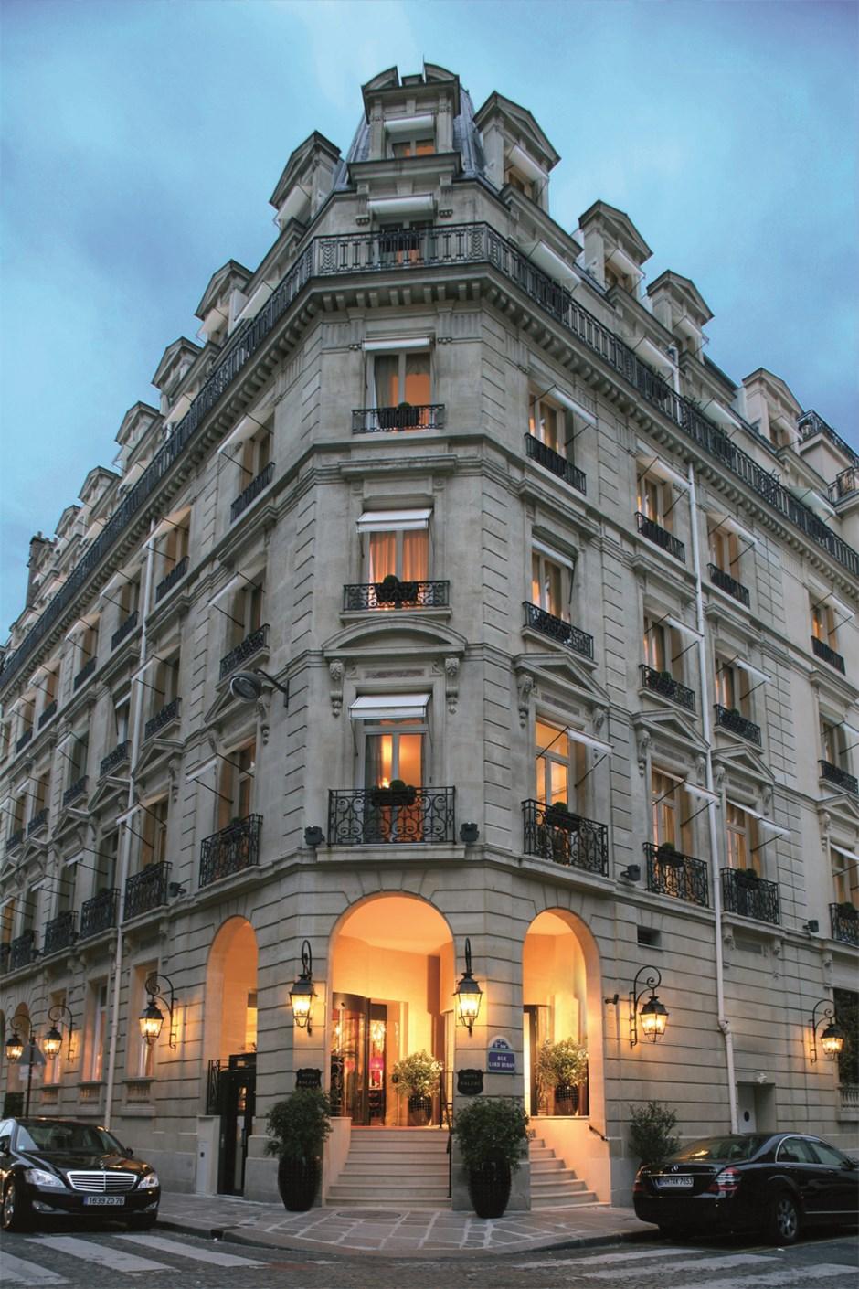 Fancy Hotels In Paris