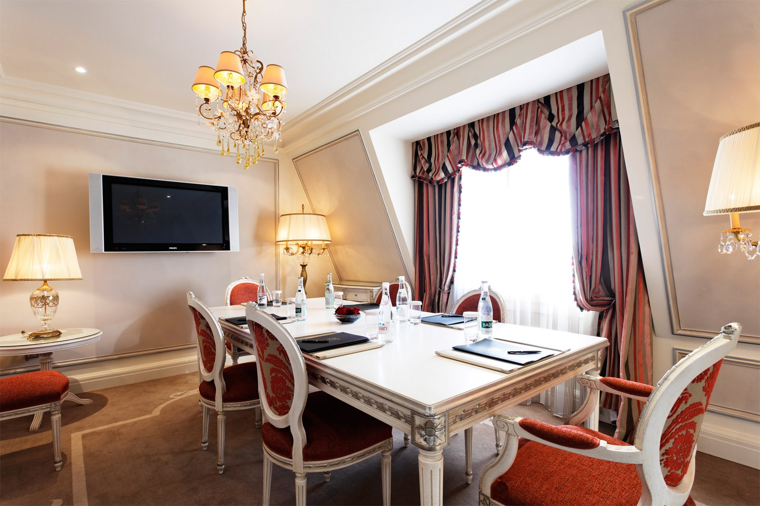 Meeting Room Hotel Balzac Paris Champs Elysees