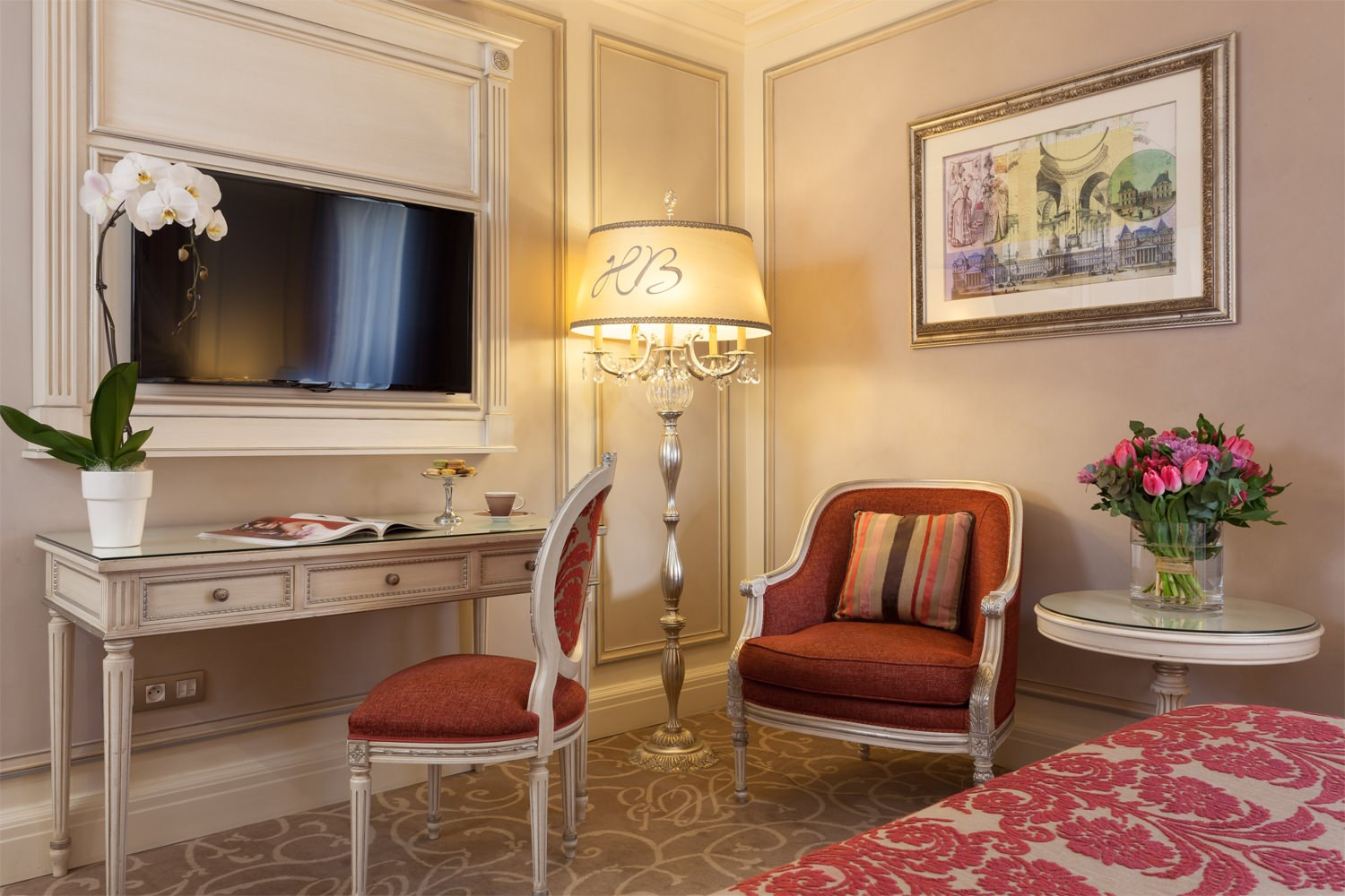 Superior Room Hotel Balzac Paris