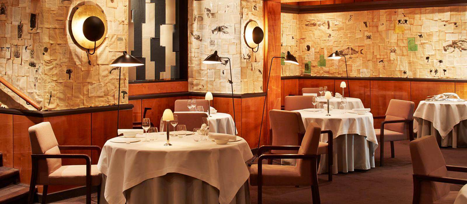 Pierre Gagnaire Restaurant Hotel Balzac Paris