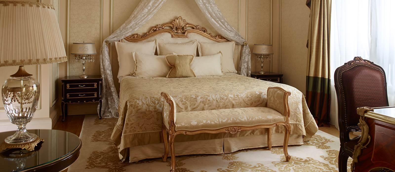 5 Star Hotel Rooms And Suites H Tel Balzac Paris