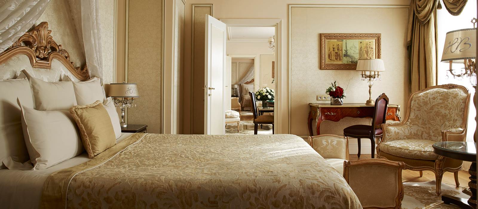 H tel balzac 5 star boutique hotel champs elys es paris for Five star boutique