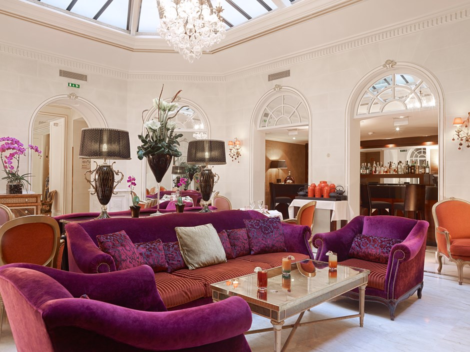 Lounge Bar | Hôtel Balzac Champs-Elysées Paris