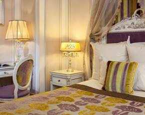 Single Rooms Hotel Balzac Paris