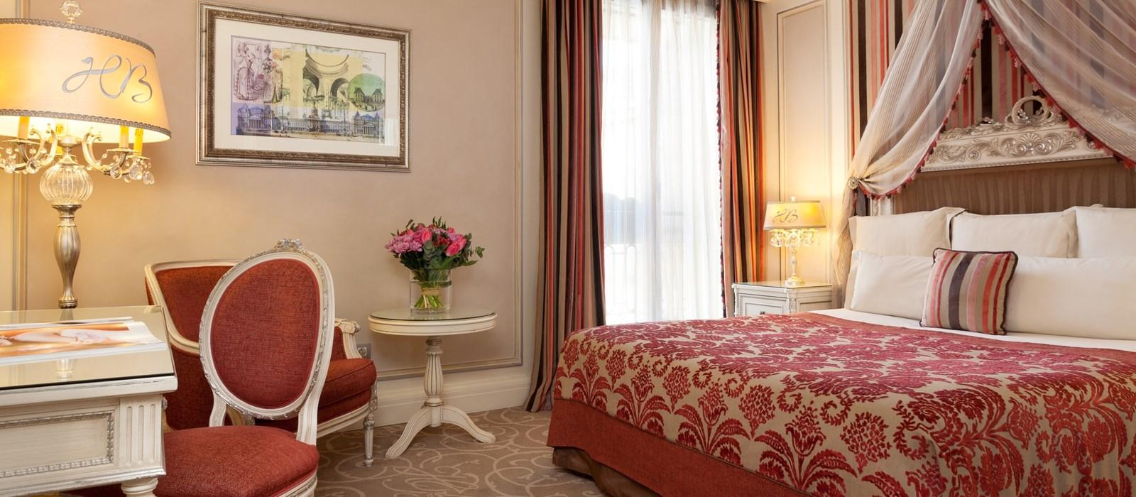 Superior rooms h tel balzac champs elys es paris for Superior hotel