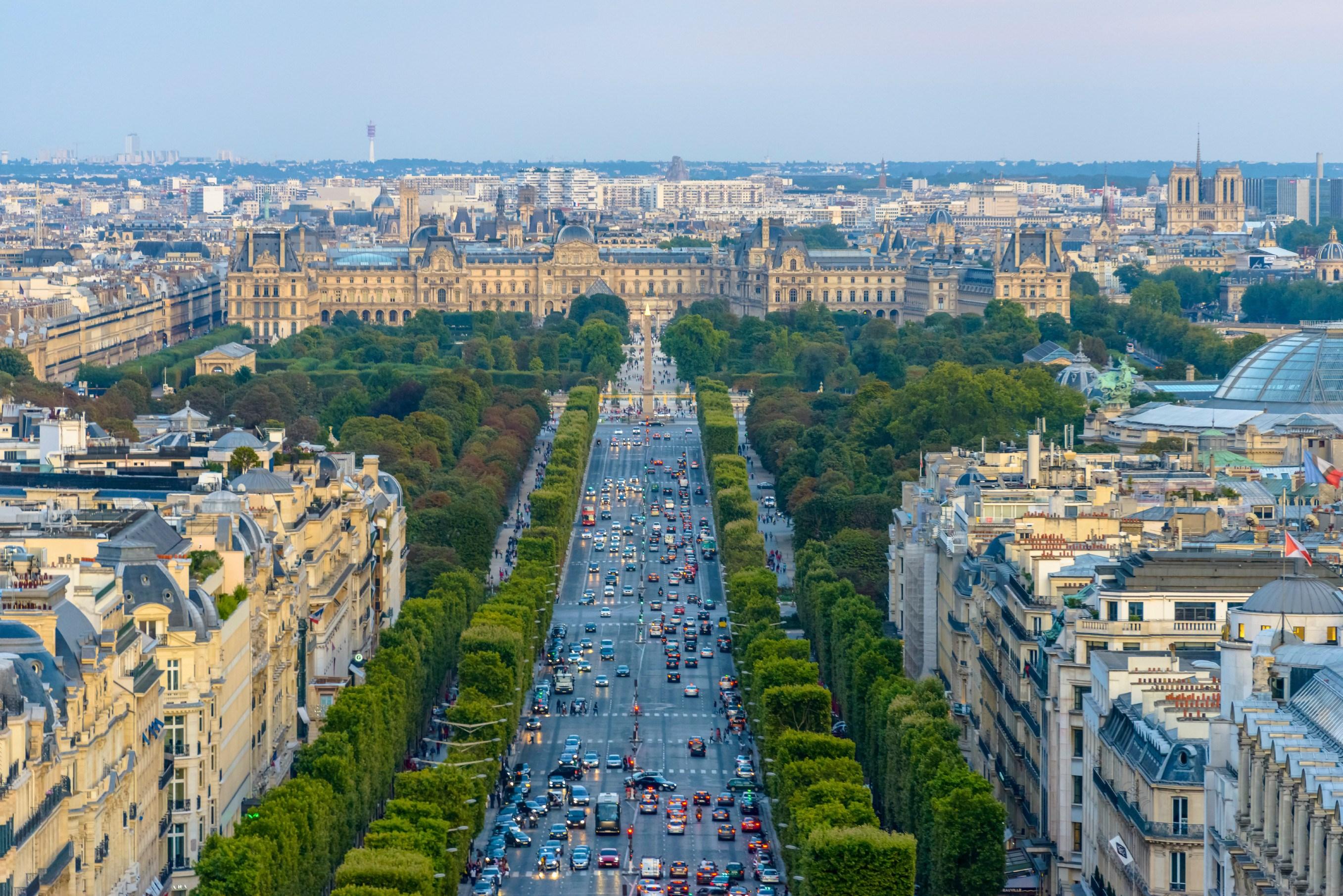 Latest News H Tel Balzac Champs Elys Es Paris