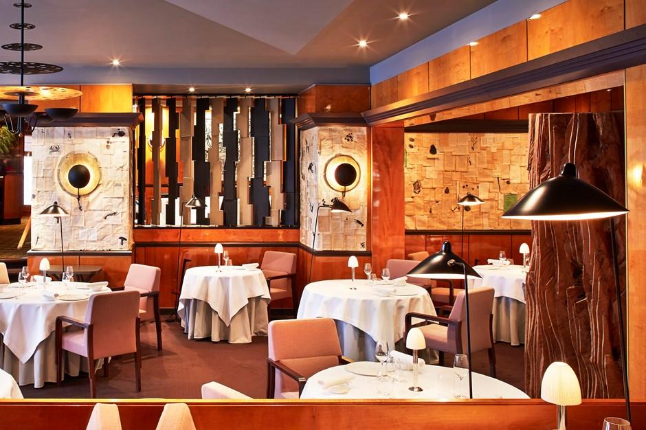 3 Michelin Star Restaurant Hotel Balzac Paris