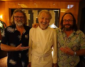 Hairy Bikers with Pierre Gagnaire